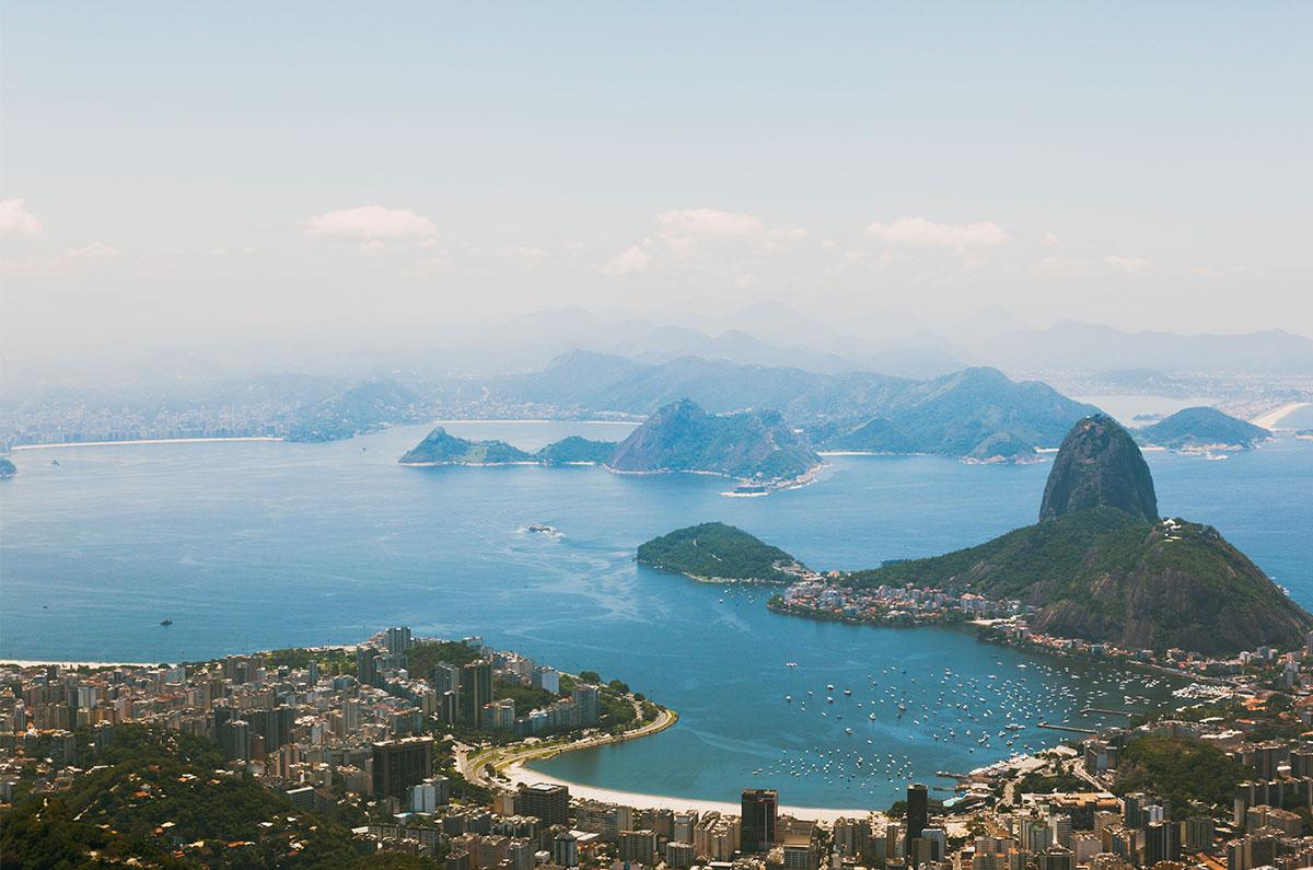 De los Nogales ao Carnaval do Rio de Janeiro