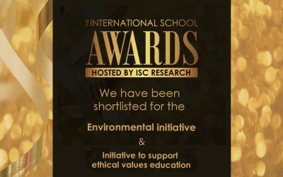CLN preseleccionado en los International School Awards 2021