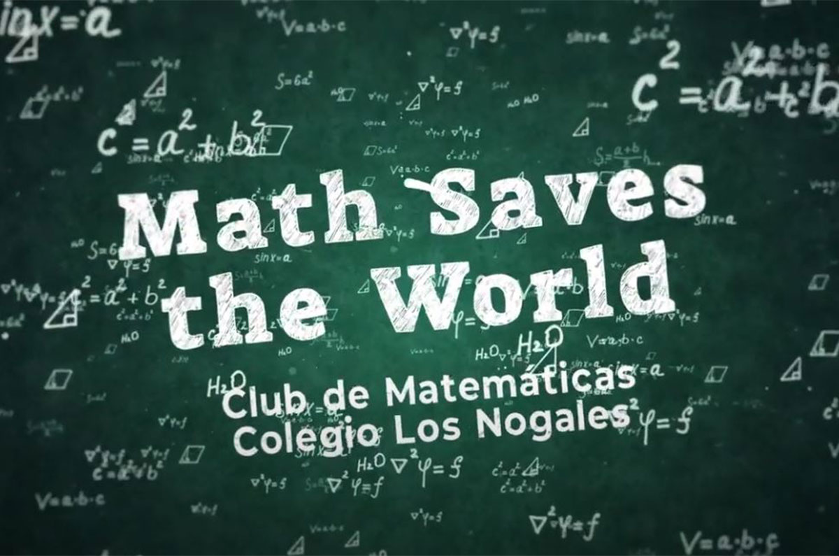 Math Saves the World