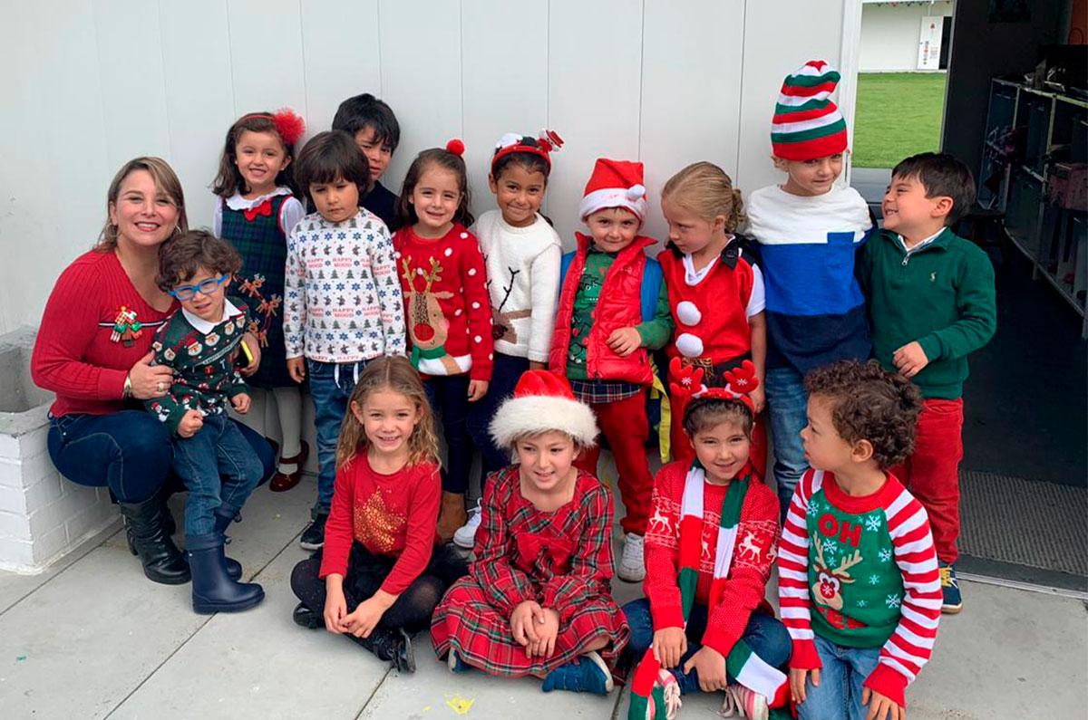 Así vivimos la navidad en Los Nogales