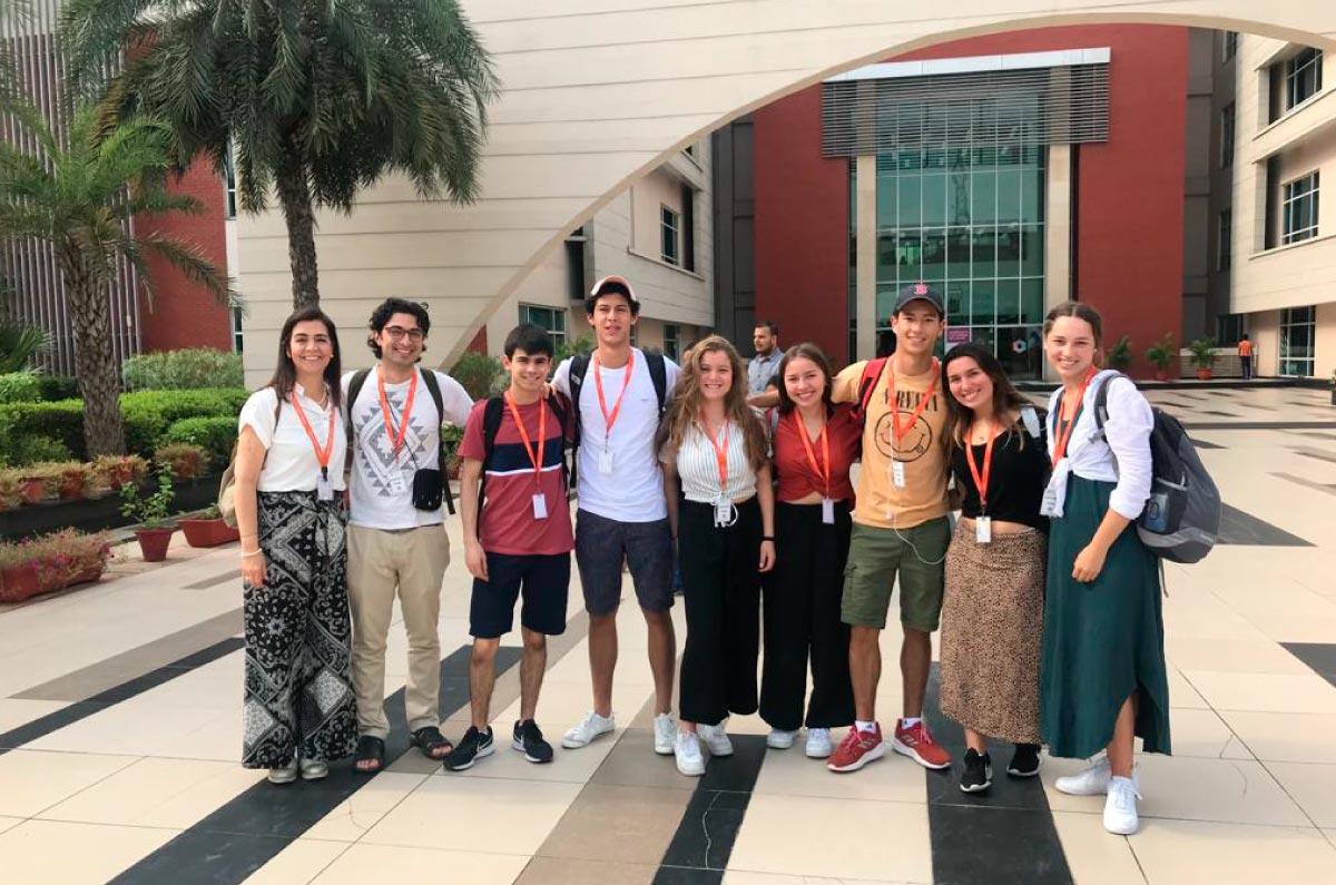 Conferencia Internacional en la India – Round Square