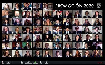 ¡Queridos graduandos y graduandas de la promoción 2020!
