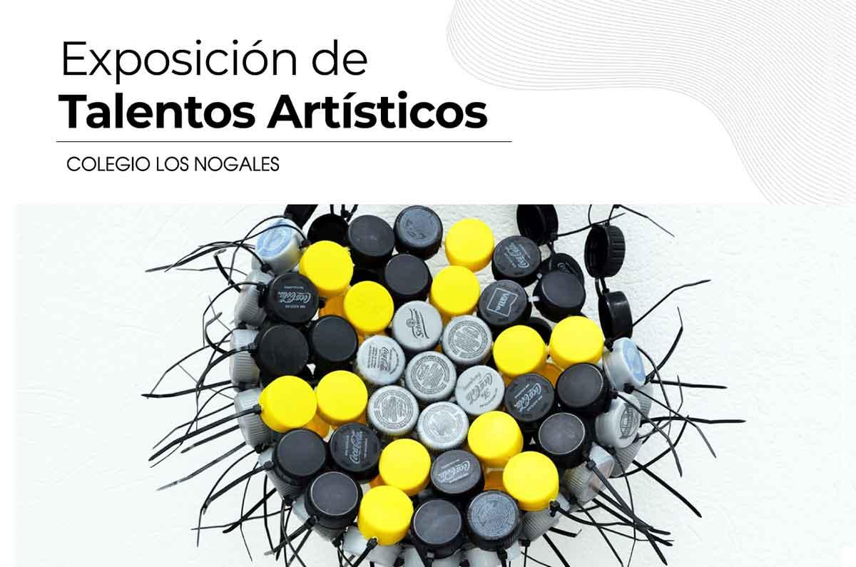 1° Exposición virtual de talentos